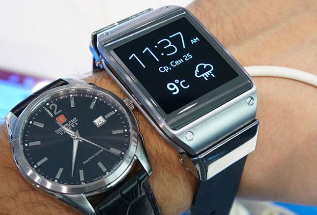 Работает девайс под управлением операционной системы tizen версии с galaxy watch пользователь может отследить свою активность.