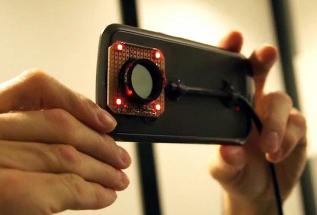 Как сделать из камеры сканер
